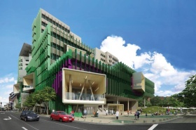 Queensland Children's Hospital, Conrad Gargett Lyons