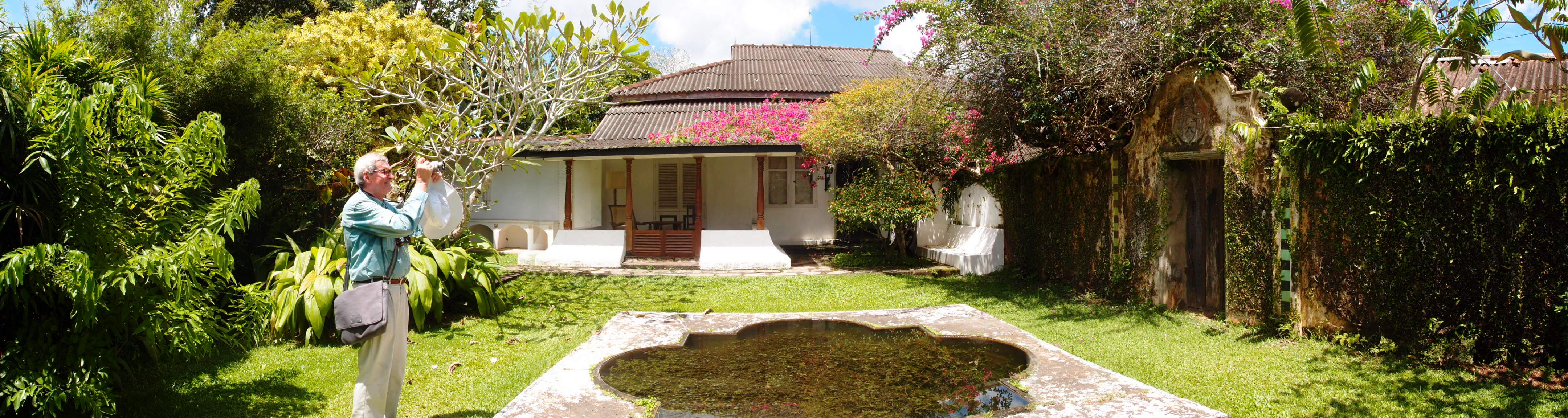 Brief\': The home and garden of Bevis Bawa, Sri Lanka   Art-random